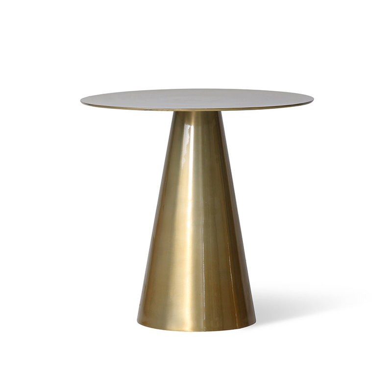 HKliving-collectie brass side table