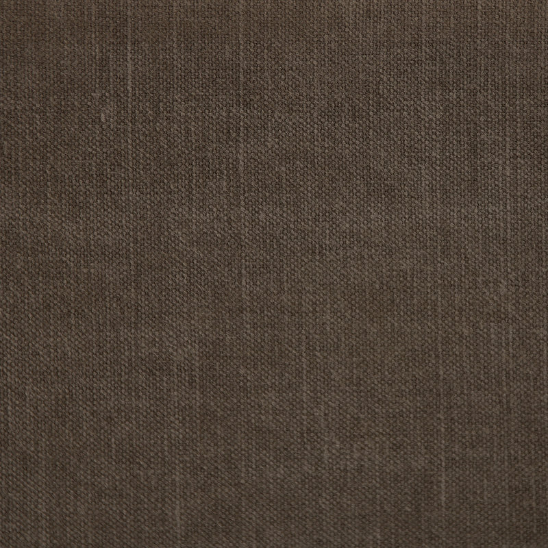 HKliving-collectie Retrosofa 3-zits linnen shadow bruin
