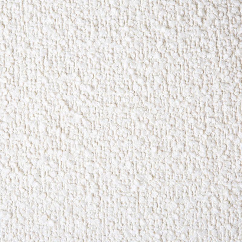 HKliving-collectie Vint bank element rechts 1,5-seat boucle creme