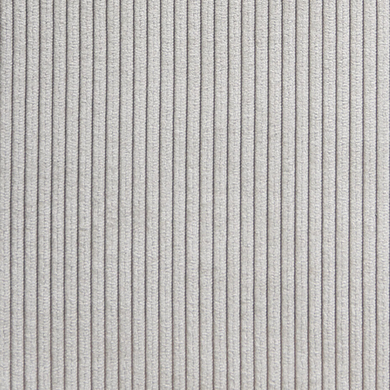 HKliving-collectie Vint bank element rechts 1,5-seat corduroy rib creme