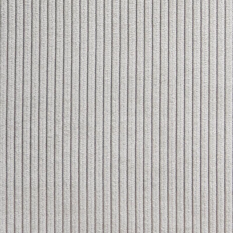 HKliving-collectie Vint bank element rechts divan corduroy rib creme