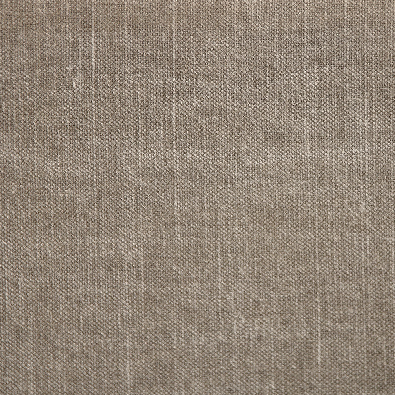 HKliving-collectie Vint bank element links 15-seat linnen blend taupe