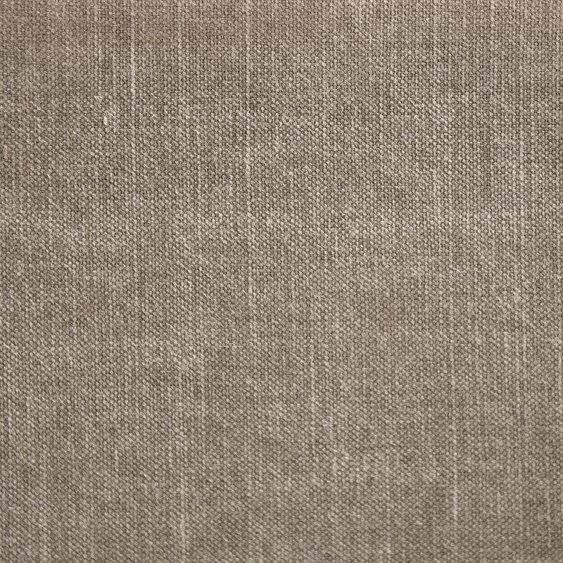 HKliving-collectie Vint bank element rechts 15-seat linnen blend taupe