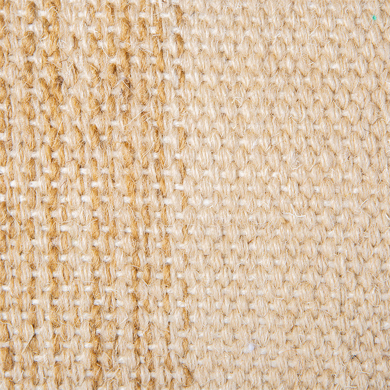 HKliving-collectie Sierkussen handgeweven natural (38x74)