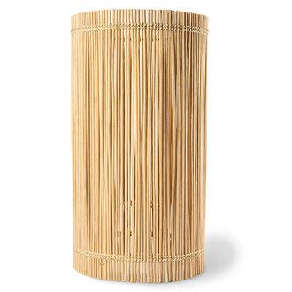 HKliving cylinder bamboo lamp shade ø22cm