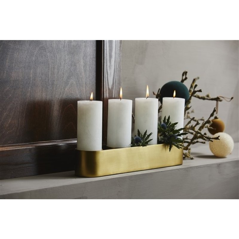 Nordal-collectie GILI candle holder, large,  f/4 candles