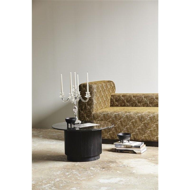 Nordal-collectie LAMU bowl, black, small