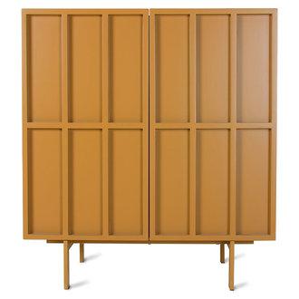 HKliving cupboard, ginger orange