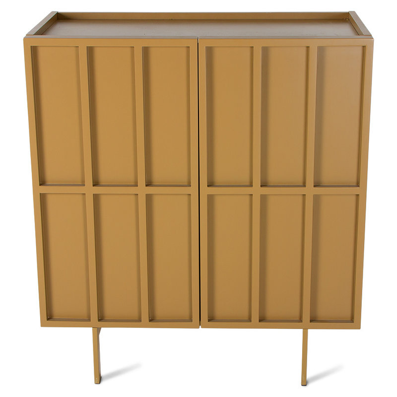 HKliving-collectie cupboard, ginger orange