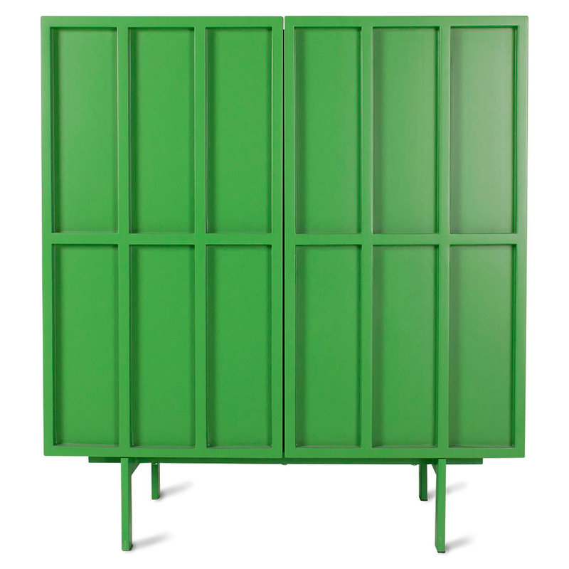 HKliving-collectie cupboard, fern green