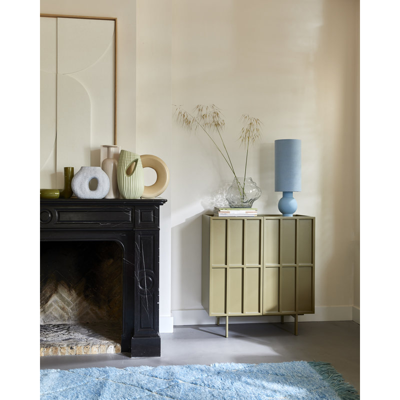 HKliving-collectie cupboard, olive green