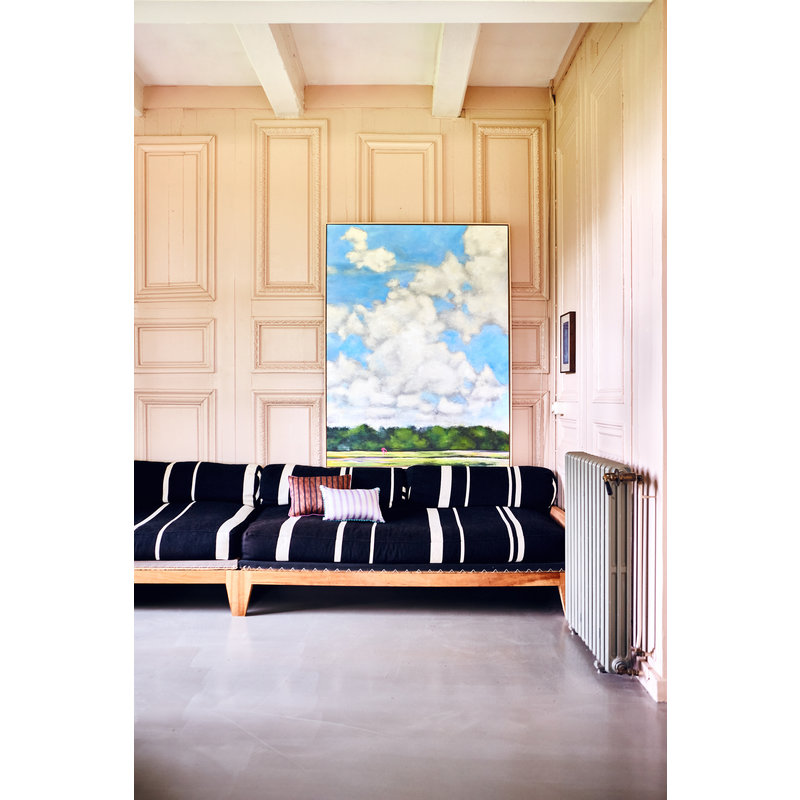 HKliving-collectie framed painting dutch sky 120x160cm