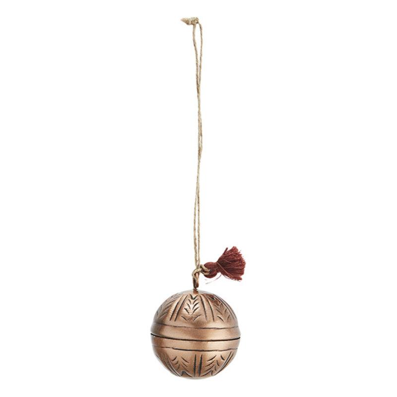 Madam Stoltz-collectie Hanging aluminium ball