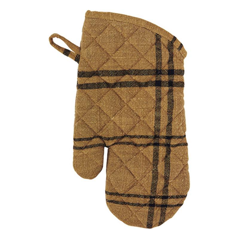 Madam Stoltz-collectie Quilted oven mitt