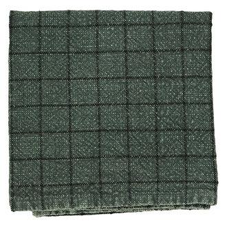 Madam Stoltz Checked kitchen towel