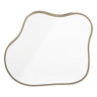 Bloomingville Abigail Mirror, Brass, Metal