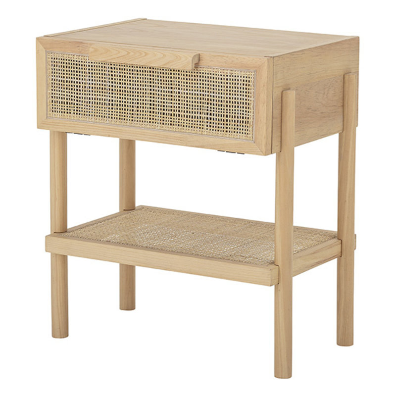 Bloomingville-collectie Manon Sidetable, Nature, Pine