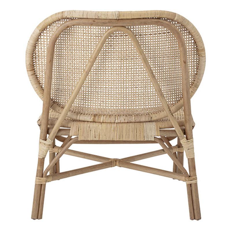 Bloomingville-collectie Lounge stoel Rosen rotan