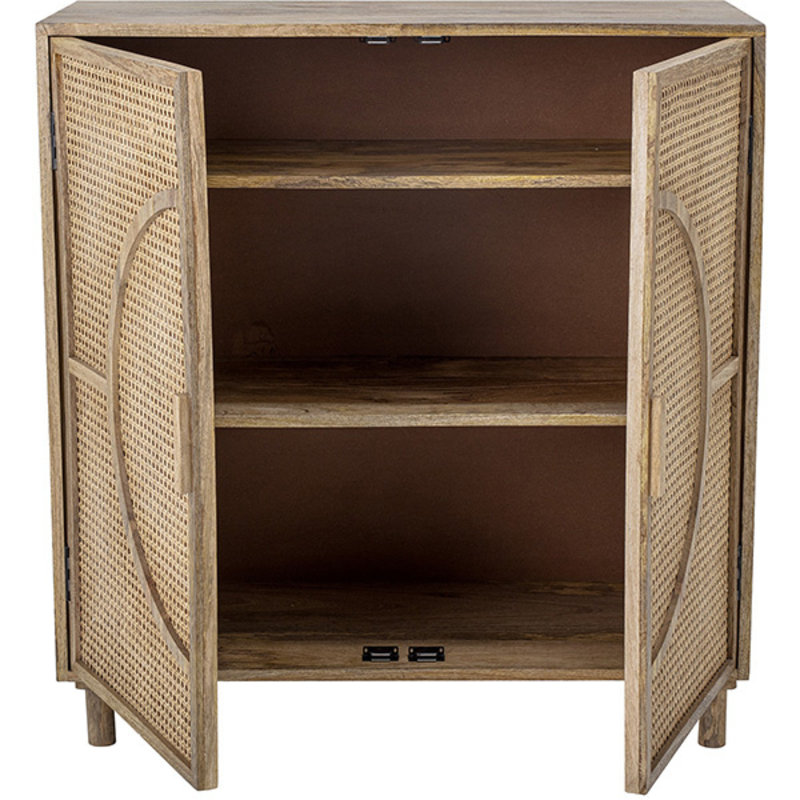 Bloomingville-collectie Pablo Cabinet, Nature, Mango