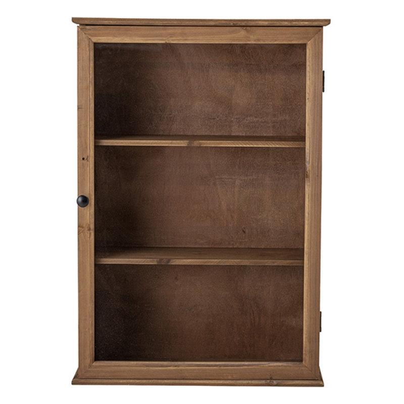 Bloomingville-collectie Wandkastje Alfie met 1 deur