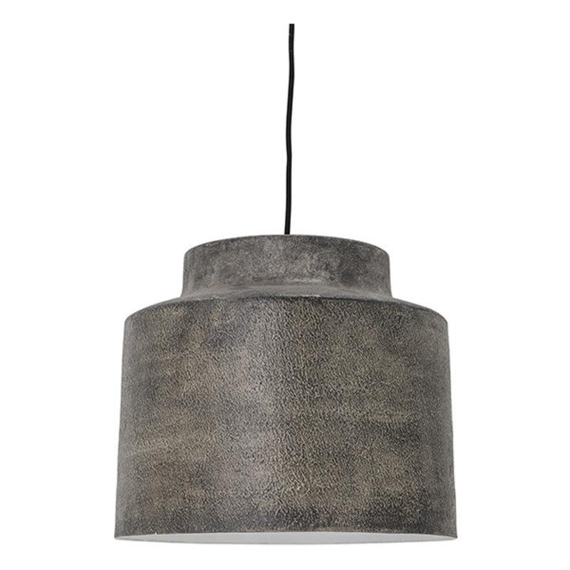 Bloomingville-collectie Metalen hanglamp Grei grijs