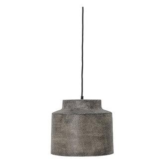 Bloomingville Metalen hanglamp Grei grijs