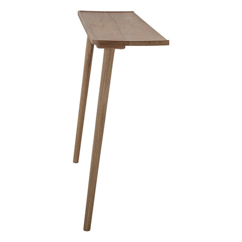 Bloomingville-collectie Nilus Console Table, Nature, Oak