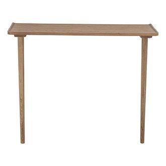 Bloomingville Nilus Console Table, Nature, Oak
