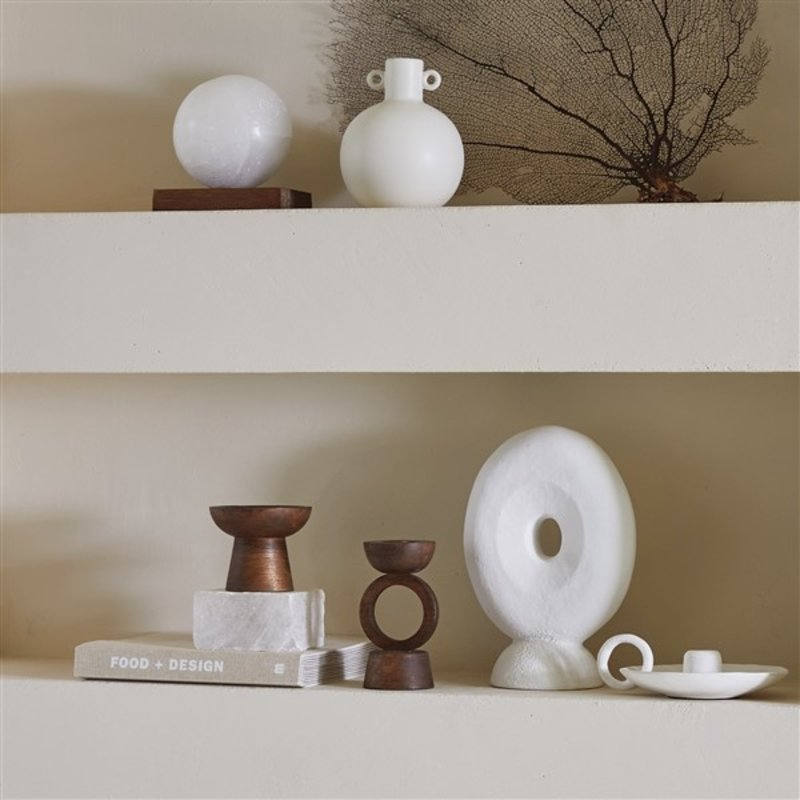 Urban Nature Culture-collectie candle holder mango wood Totem