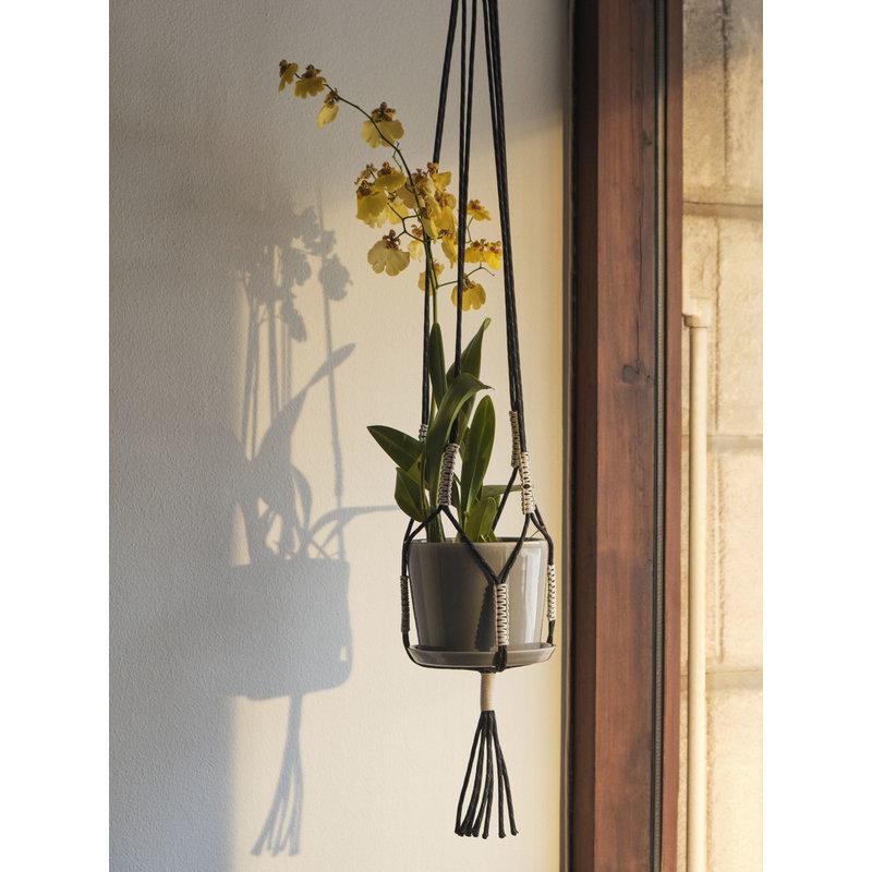 HAY-collectie Phanta Plantenhanger zwart