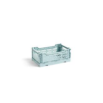 HAY Colour Crate Arctic blue S