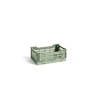 HAY Colour Crate Dusty green S