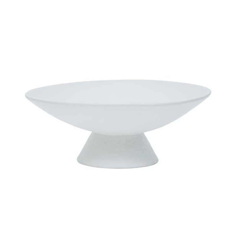 Urban Nature Culture-collectie decorative bowl on foot low