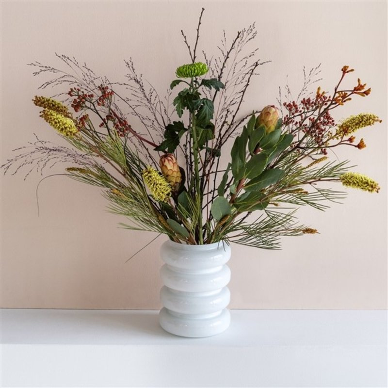 Urban Nature Culture-collectie Vaas flower recycled glas Bulb