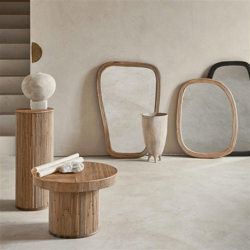 Urban Nature Culture-collectie mirror rattan L, natural