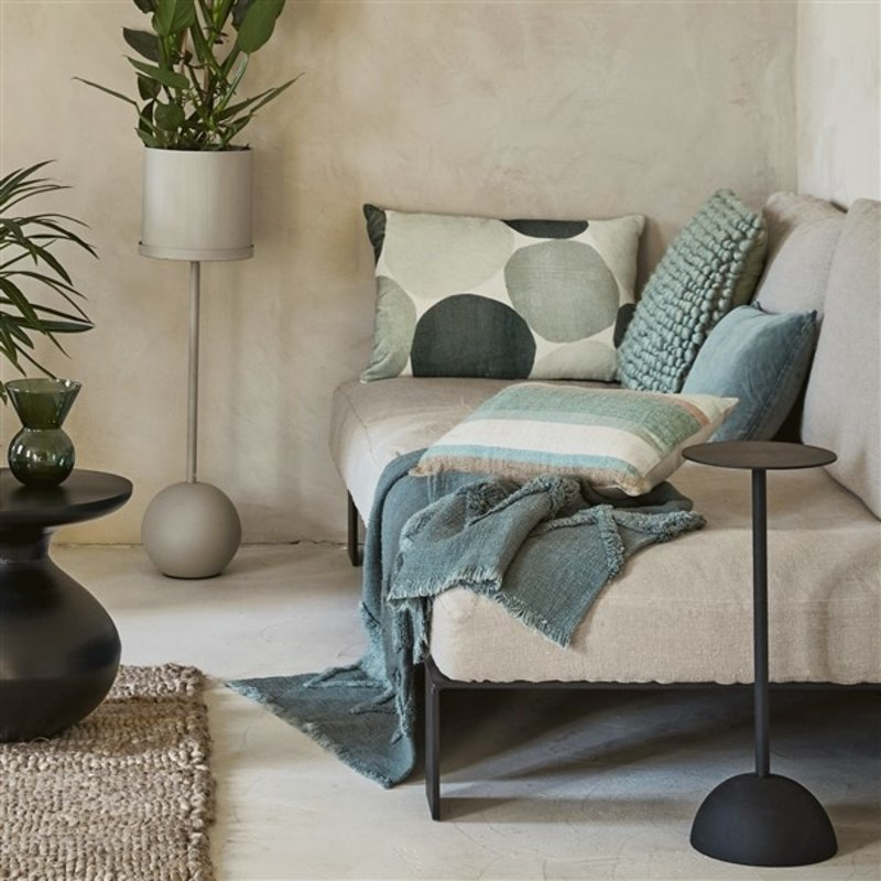 Urban Nature Culture-collectie cushion wool 3D, lilypad
