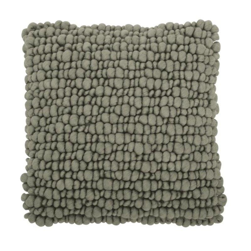 Urban Nature Culture-collectie Kussen wool 3D lilypad
