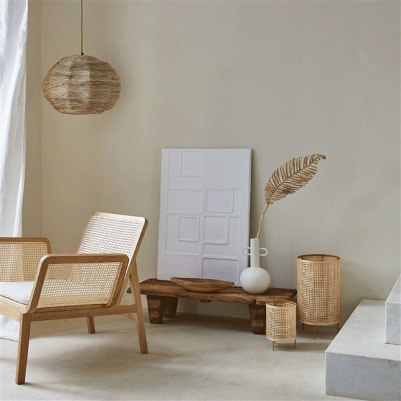 Urban Nature Culture-collectie Bank gerecycled hout