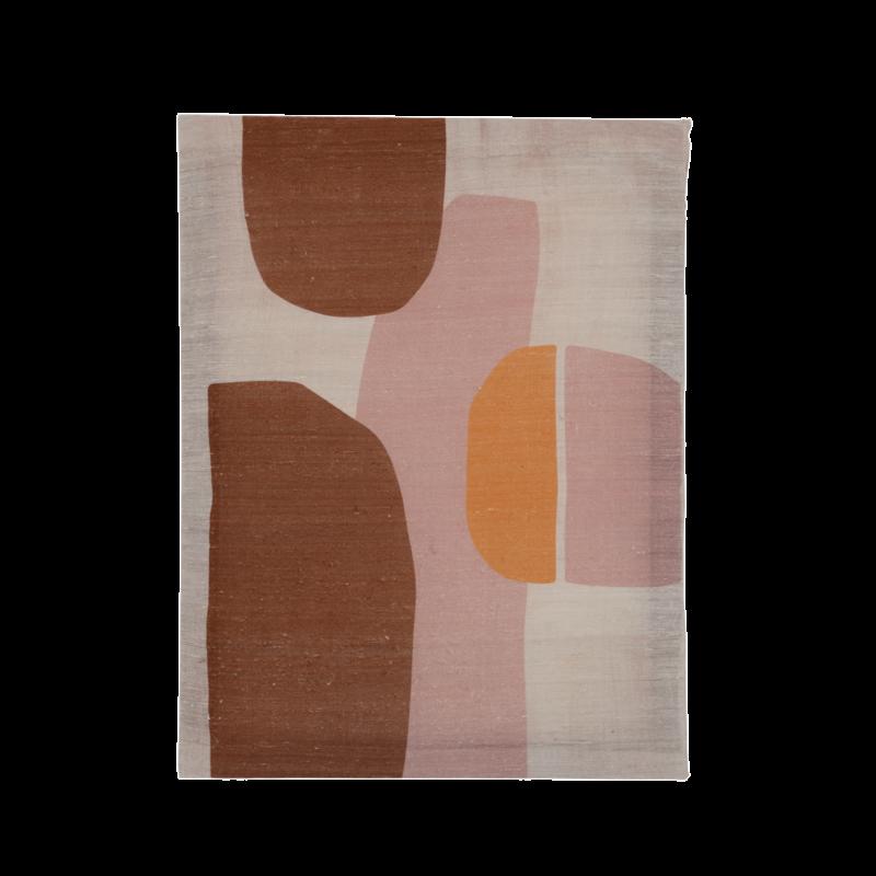 Urban Nature Culture-collectie wall deco silk Balance B