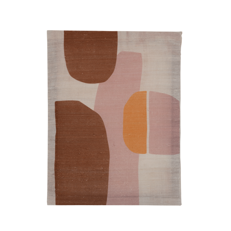 Urban Nature Culture-collectie Wanddecoratie silk Balance B