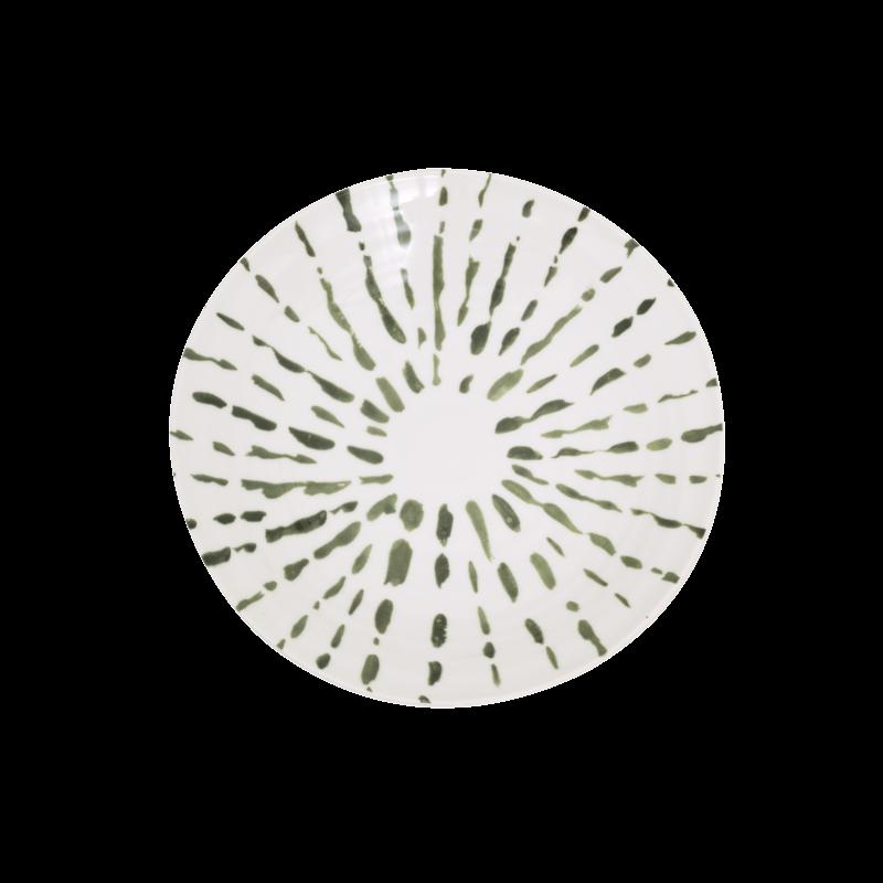Urban Nature Culture-collectie cake plate Arts & Craft Sparks, 18 cm