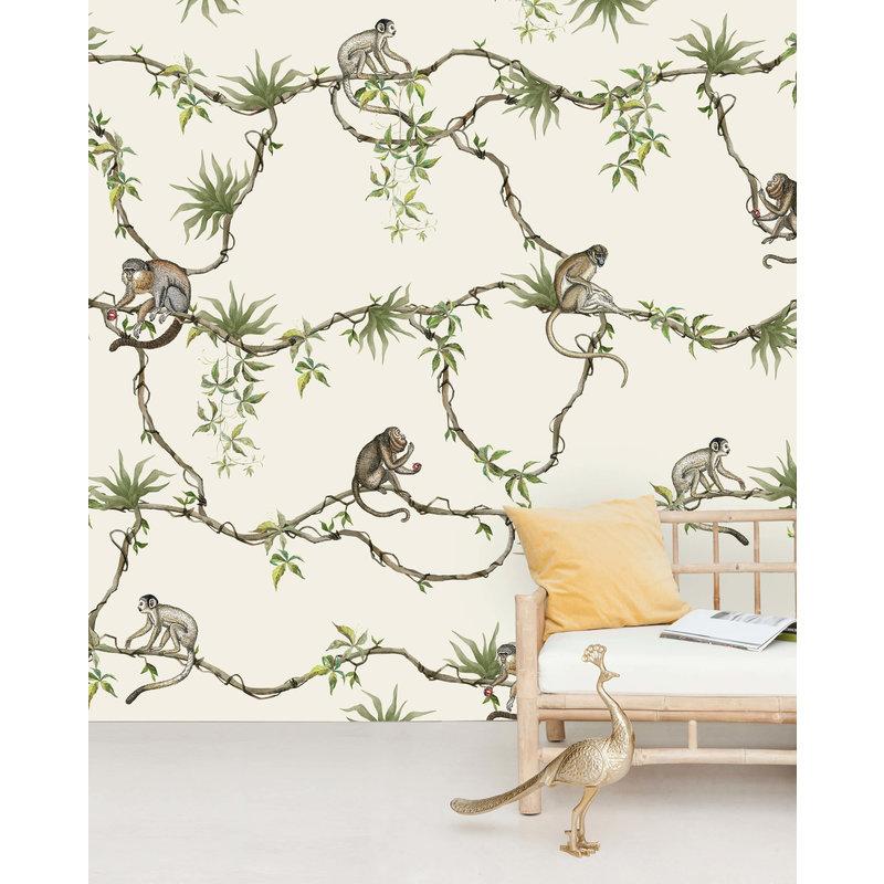 Creative Lab Amsterdam-collectie Hanging Garden Behang Mural