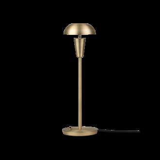 ferm LIVING Tafellamp Tiny Brass
