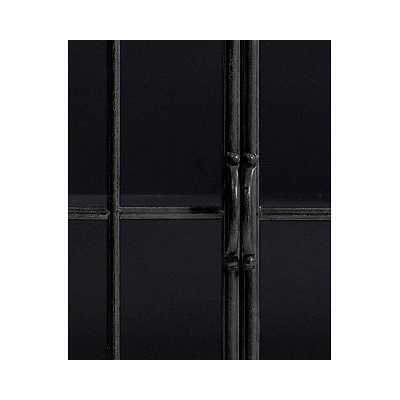 Nordal-collectie Kast 'Downtown' zwart