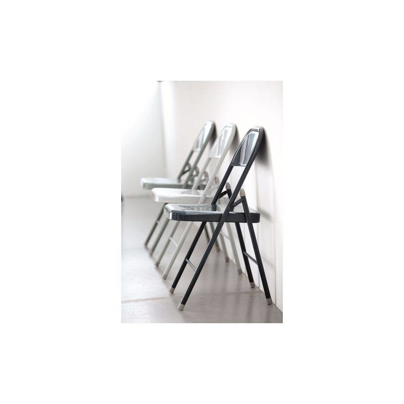 House Doctor-collectie Folding chair Grey
