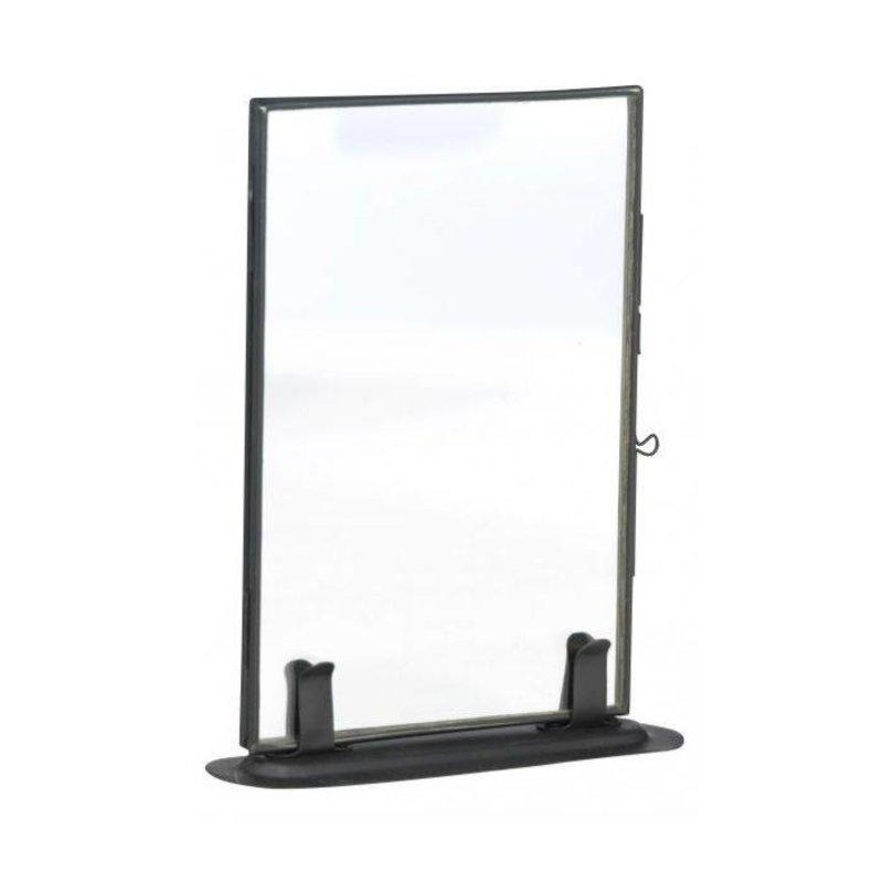 Madam Stoltz-collectie Frame black on foot L-