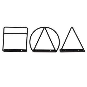 House Doctor Magazine racks set (3)