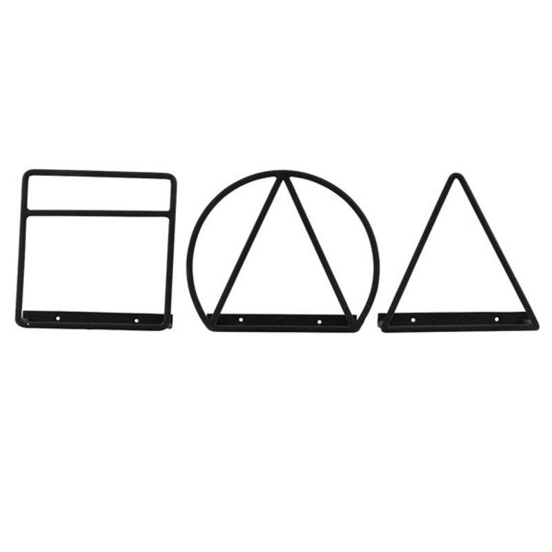 House Doctor-collectie Magazine racks set (3)