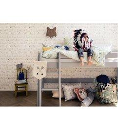 ferm LIVING-collectie Native wallpaper