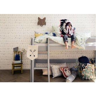 ferm LIVING Native wallpaper